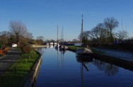 Mooring at The Pleasure Boat Inn